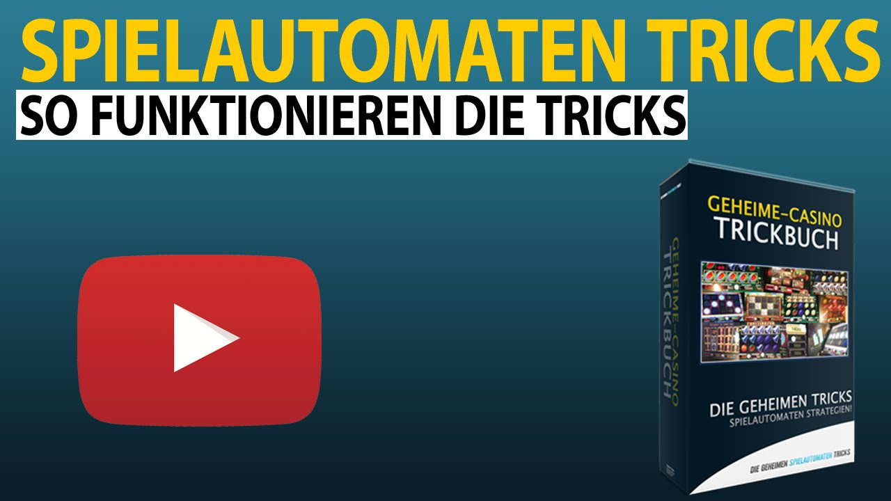 casino tricks spielautomaten
